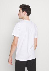 Cayler & Sons - WHOOO TEE - Print T-shirt - white - 2