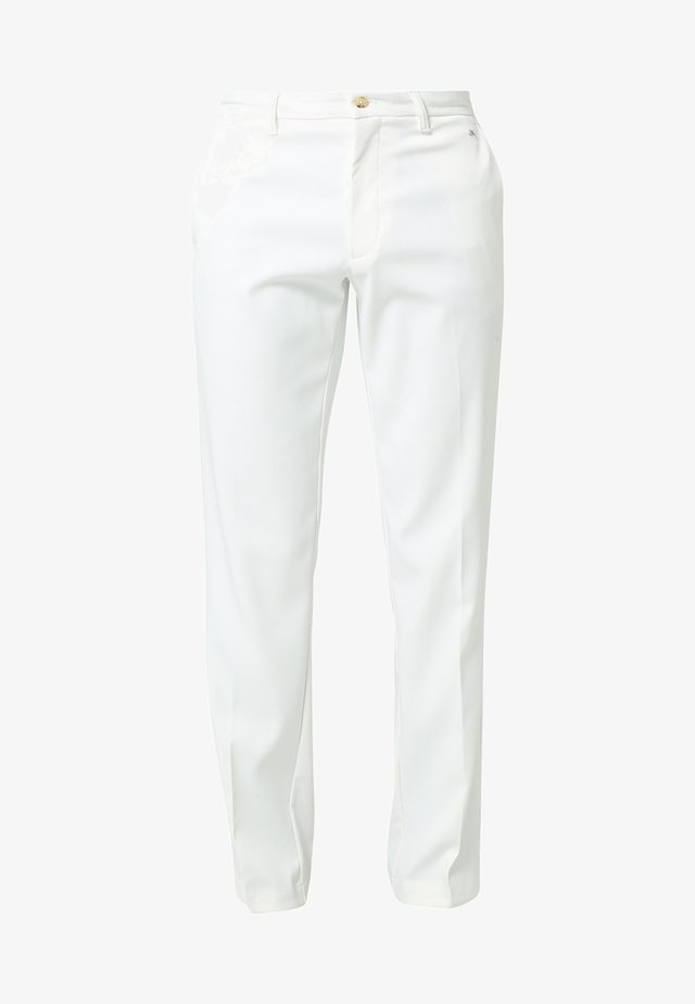 ELLOTT - Trousers - white