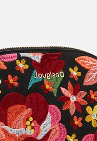 Desigual - BOLS CONCORDIA DEIA - Across body bag - black - 4