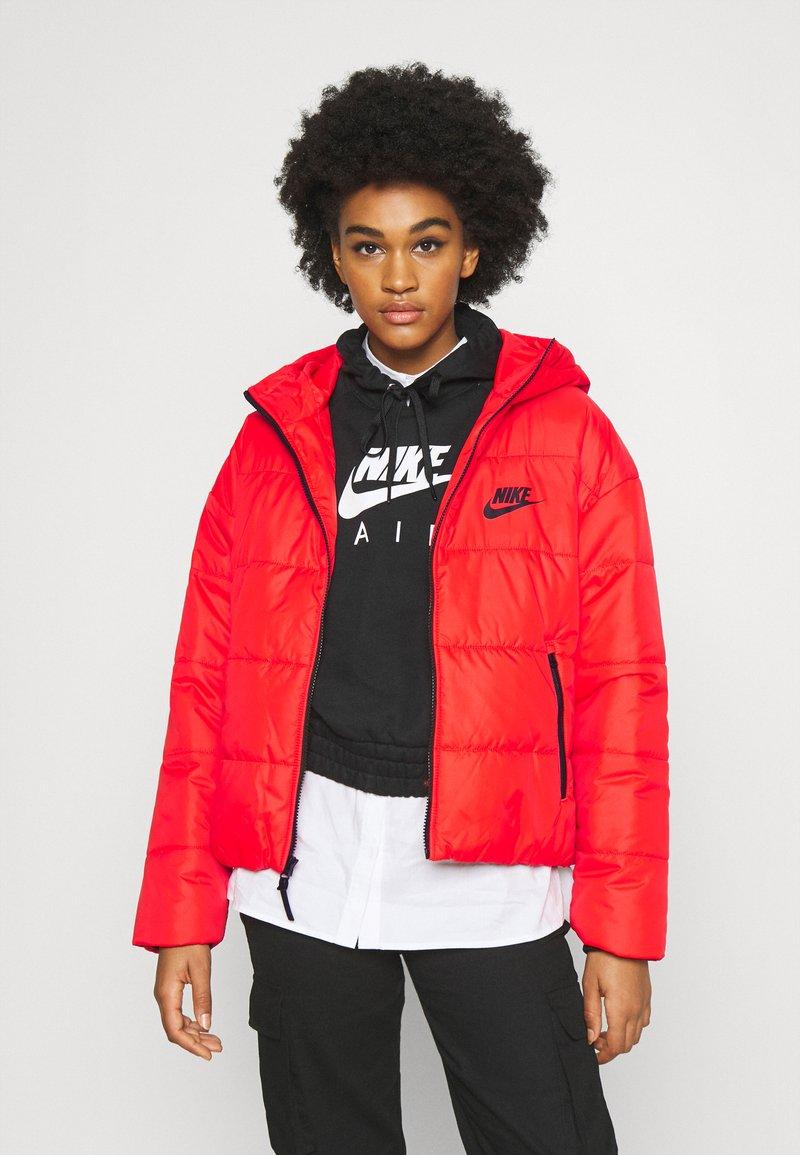Nike Sportswear - CORE  - Light jacket - chile red/white/black