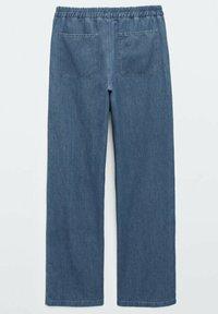 Massimo Dutti - Spodnie materiałowe - dark blue - 6