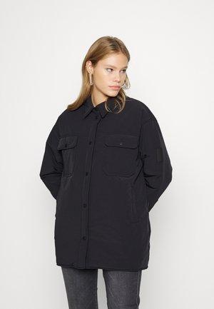 TITANIA - Winter coat - black
