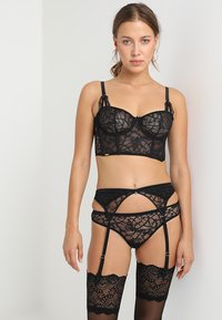 Chantelle - SEGUR - Suspenders - black - 1