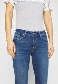Mavi - ADRIANA - Jeans Skinny Fit - dark blue denim - 3