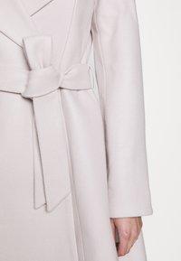 Forever New - JENNA COLLAR COAT - Classic coat - mink - 5