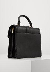 Versace Jeans Couture - TOP HANDLECOUTURE  - Borsa a mano - nero - 1