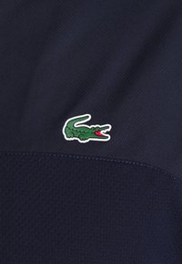 Lacoste Sport - TRACK SUIT SET - Trainingsvest - navy blue/white - 8