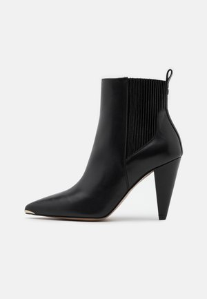 CONELLA - High heeled ankle boots - black