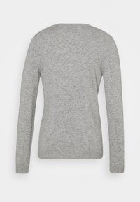 Sisley - Cardigan - light grey - 1