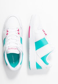Lacoste - THRILL - Sneaker low - white/green - 3