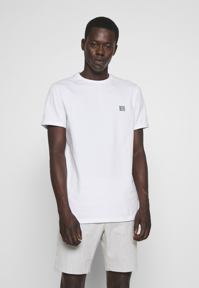 PIECE - T-shirt basique - white