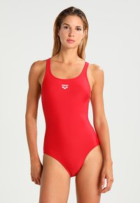 Arena - DYNAMO ONE PIECE - Swimsuit - red - 0