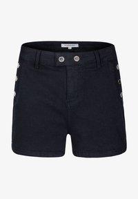 Morgan - Denim shorts - dark blue - 4