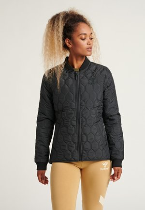 HMLSADIE - Training jacket - black