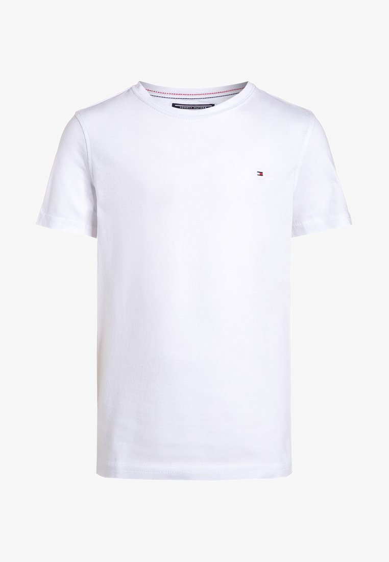 Tommy Hilfiger - Basic T-shirt - classic white