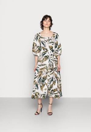 IGAPW - Day dress - green palm