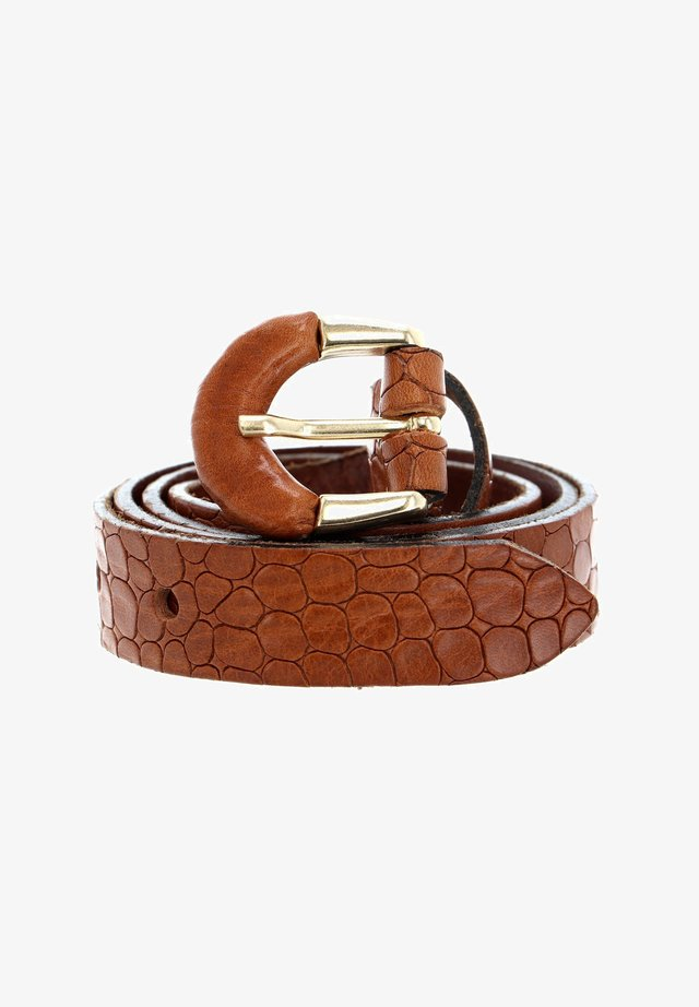 CHARLEEN  - Riem - brown