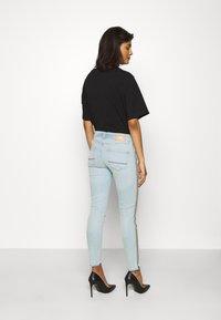 Mos Mosh - SUMNER FRAME - Slim fit jeans - light blue - 2