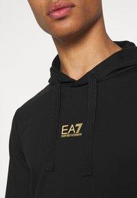 EA7 Emporio Armani - SET - Collegepaita - black/gold-coloured - 3