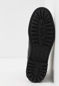 Polo Ralph Lauren - BRYSON - Kotníkové boty - black - 4