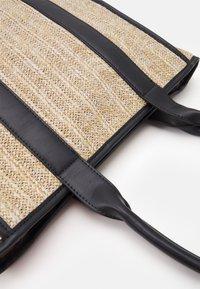 Even&Odd - Tote bag - beige/black - 5