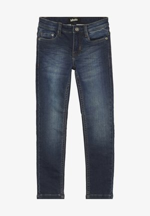 AKSEL - Jeans slim fit - dark indigo