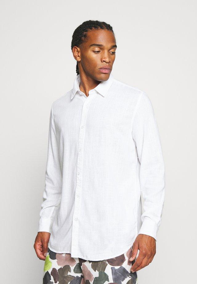 DUMFRIES - Koszula - optic white