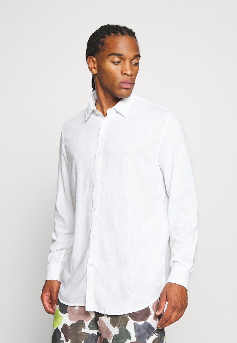 Brave Soul - DUMFRIES - Shirt - optic white
