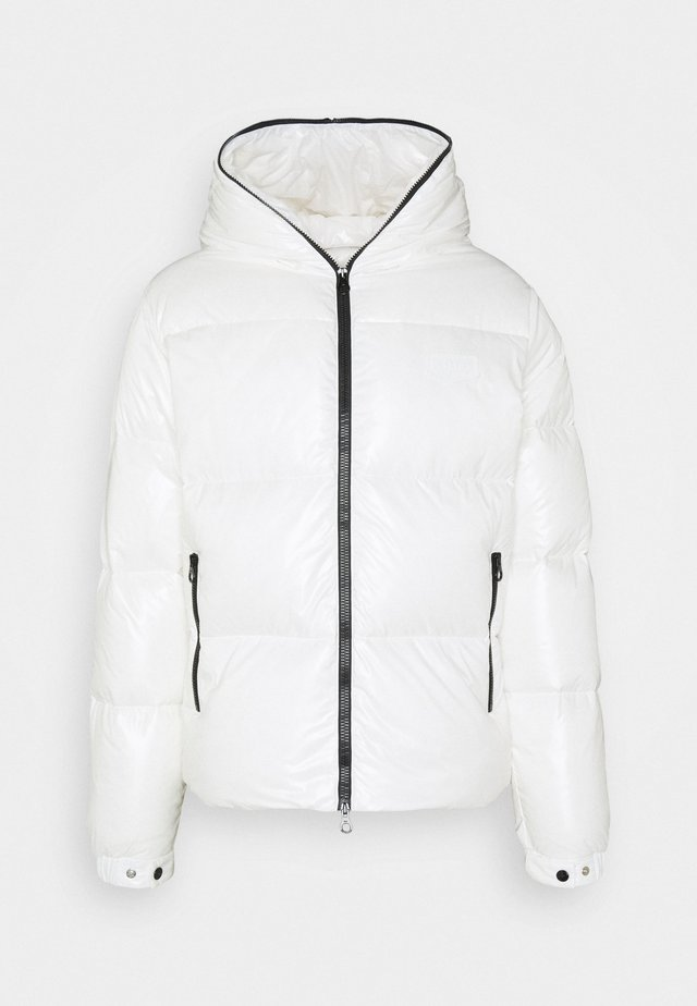 AUVATRE - Down jacket - bianco neve