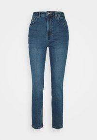 Vero Moda - VMJOANA  MOM ANK - Jeans Tapered Fit - medium blue denim - 4