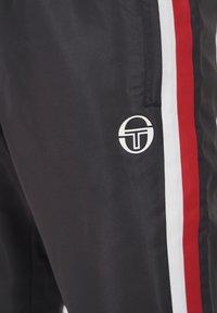 sergio tacchini - BULK - Tracksuit bottoms - black - 4