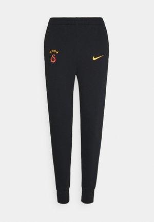 GALATASARAY PANT - Klubbkläder - black/vivid orange