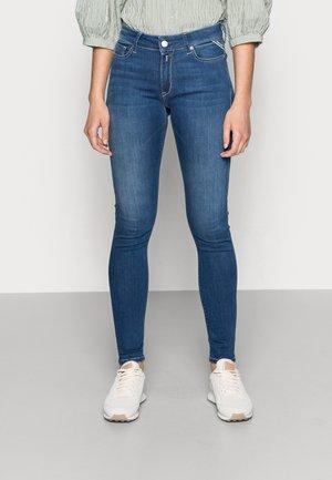 LUZIEN PANTS - Jeans Skinny Fit - medium blue