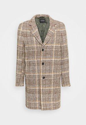 SINGLE BLEND OVERCOAT - Classic coat - combo a