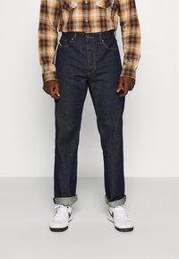 Diesel - D-MACS - Straight leg jeans - rinsed denim - 0