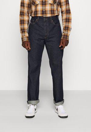 D-MACS - Džíny Straight Fit - rinsed denim