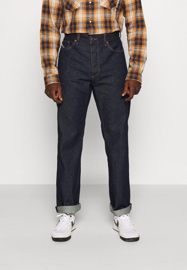 D-MACS - Jeans Straight Leg - rinsed denim