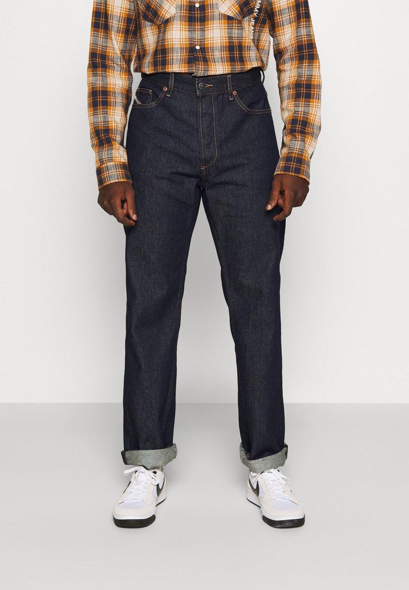 Diesel - D-MACS - Straight leg jeans - rinsed denim