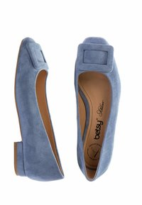 Betsy - Ballet pumps - blue - 3