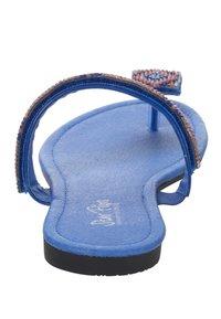 StarFlips - 3in1 - Sandalias de dedo - blau - 3
