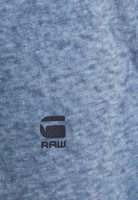 G-Star - GYRE KNOT CAP - Print T-shirt - blue - 7