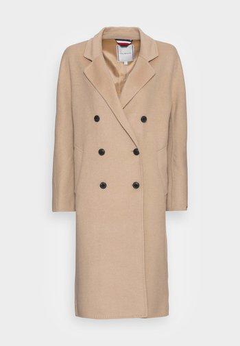 BLEND MAXI COAT - Cappotto classico - beige