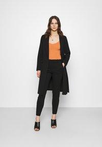 Esprit - SMART  - Trousers - black - 1