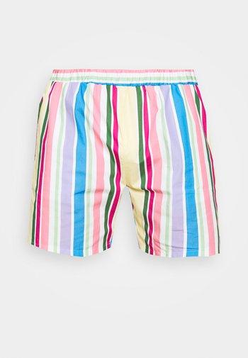 RETRO STRIPE - Shorts - multi