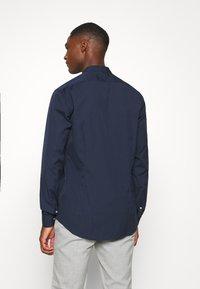 Calvin Klein Tailored - EASY IRON SLIM - Shirt - blue - 2