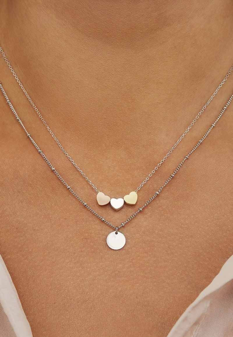 Selected Jewels - Necklace - mehrfarbig