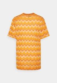M Missoni - Print T-shirt - pumpkin - 8