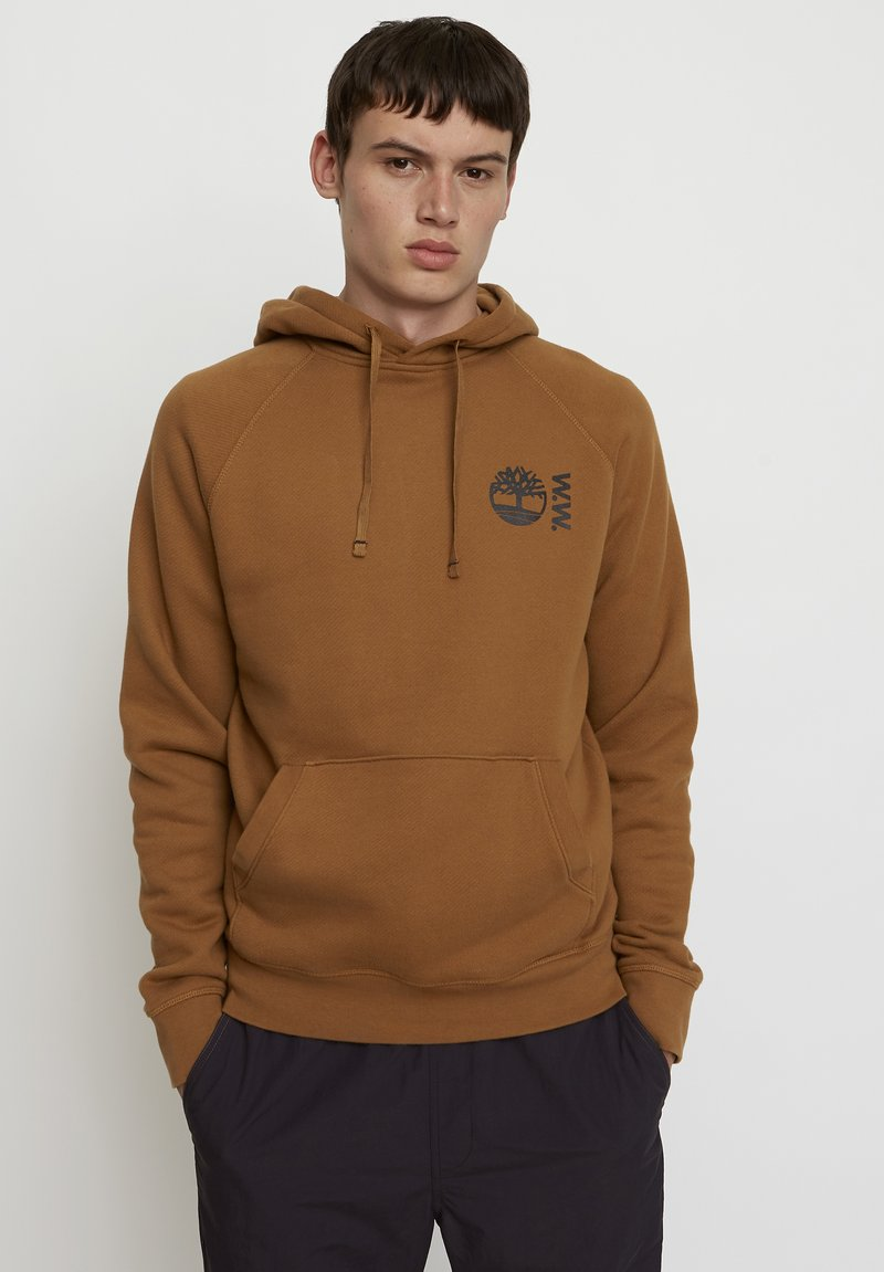 Timberland - Hoodie - rubber