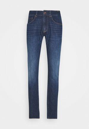 STEPHEN - Straight leg jeans - navy