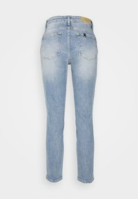 Liu Jo Jeans - CUTE  - Slim fit -farkut - denim blue leaf - 1